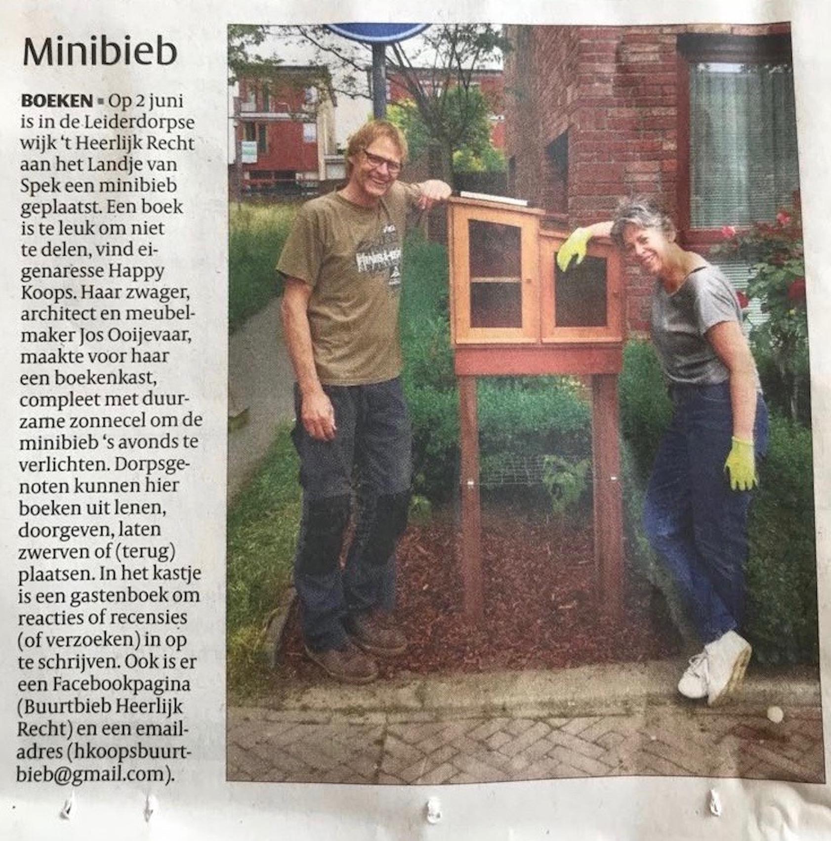 krant minibieb