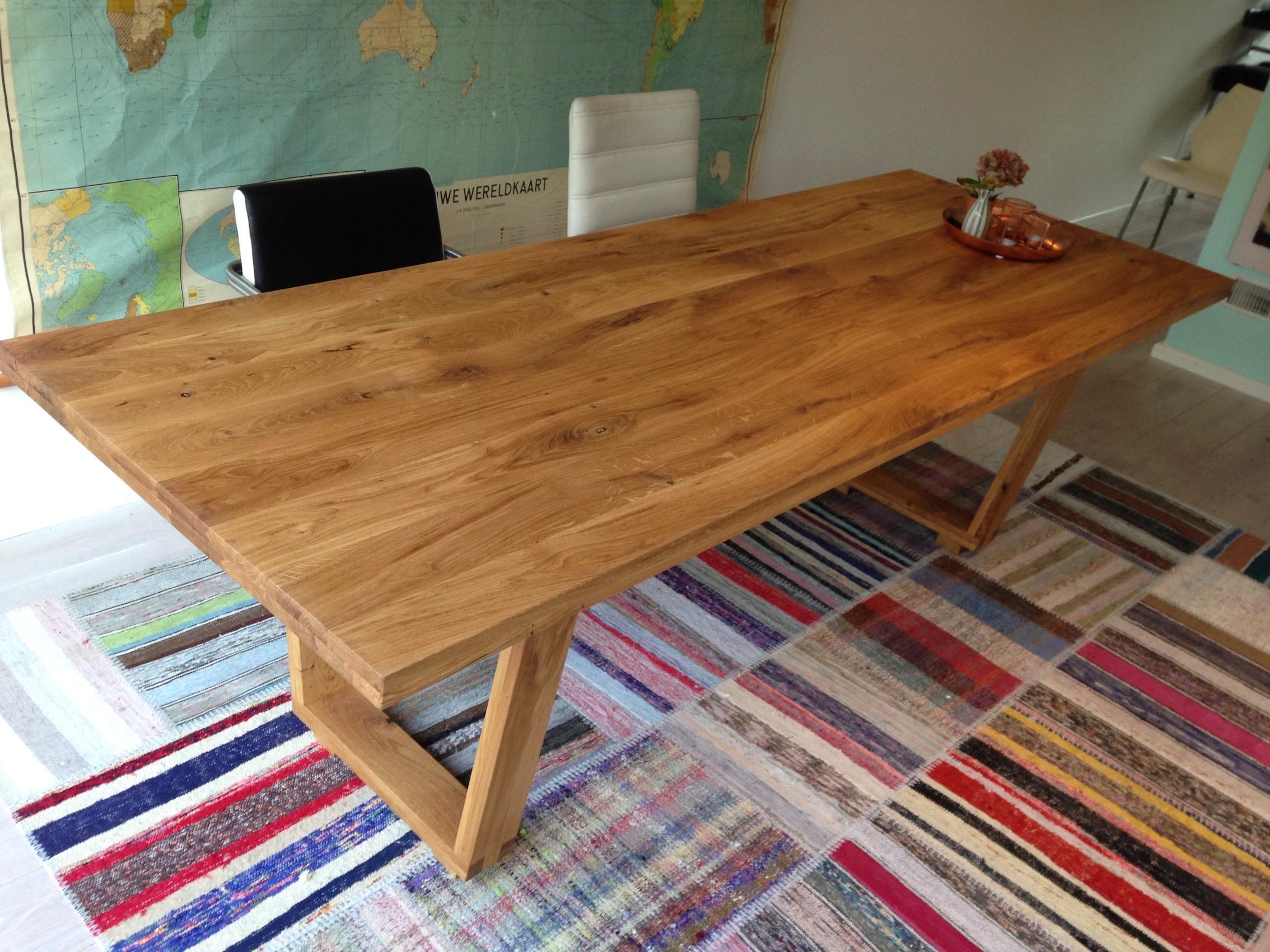 tafel trapezium 2